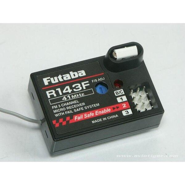 RECEIVER R143F FM 27 MHZ