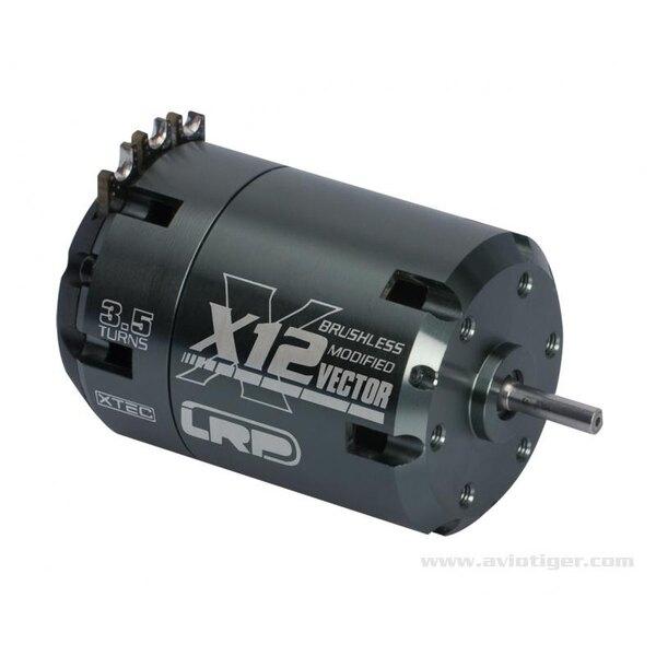 MOTEUR VECTOR X12 BRUSHLESS 3.5T