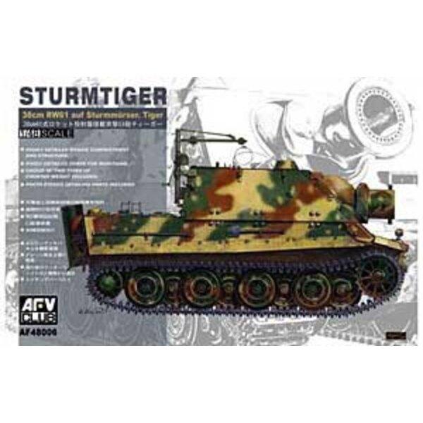 Sturmtiger allemand