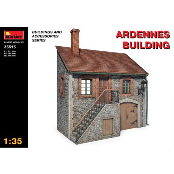Ardennes building