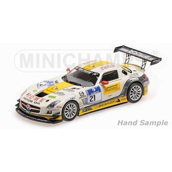 M-B SLS AMG GT3
