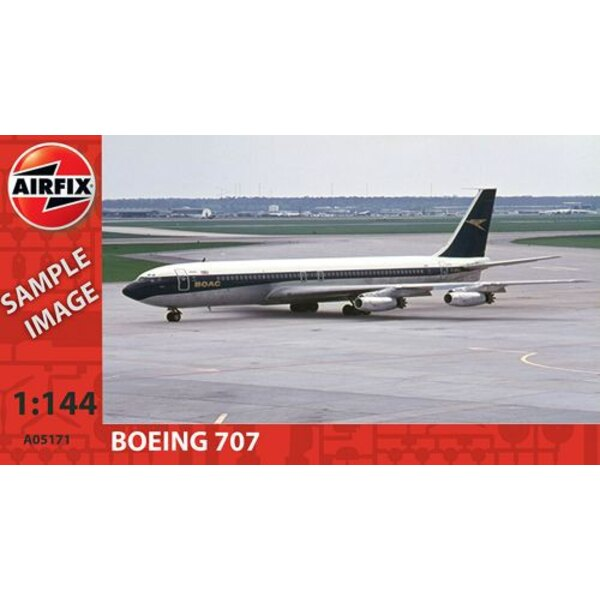 Boeing 707 (now expected 06/03/15)