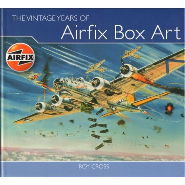 Vintage Years of Airfix Box Art by Roy Cross