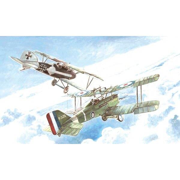 SE5a & Albatros D.III
