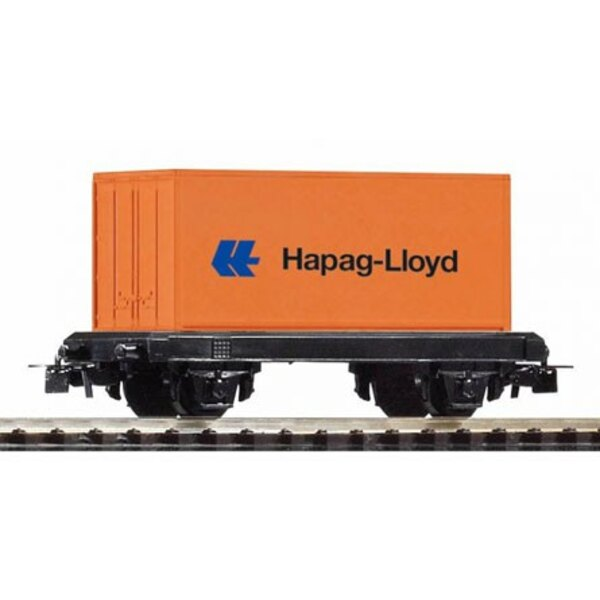 CONTAINER WAGON TRAIN MY