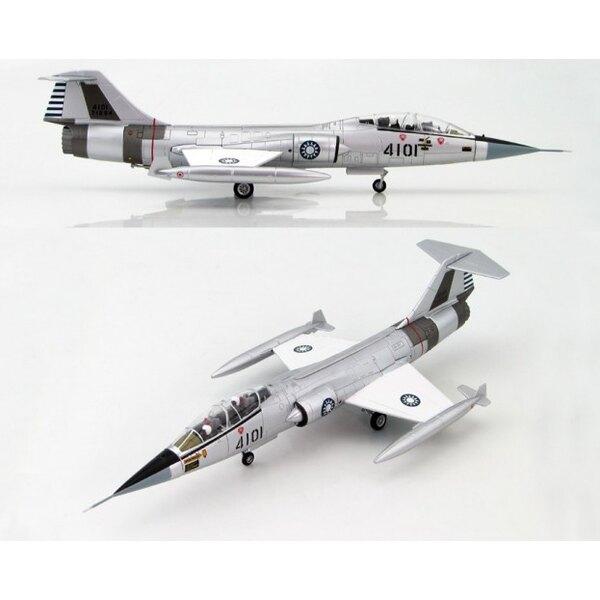 F-104B Ching Chuan Kang Starfighter AB 1960