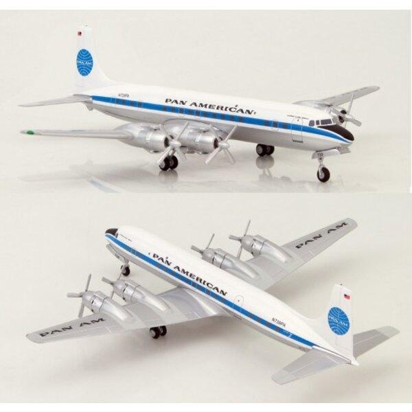 Douglas DC-7C Pan American N739PA