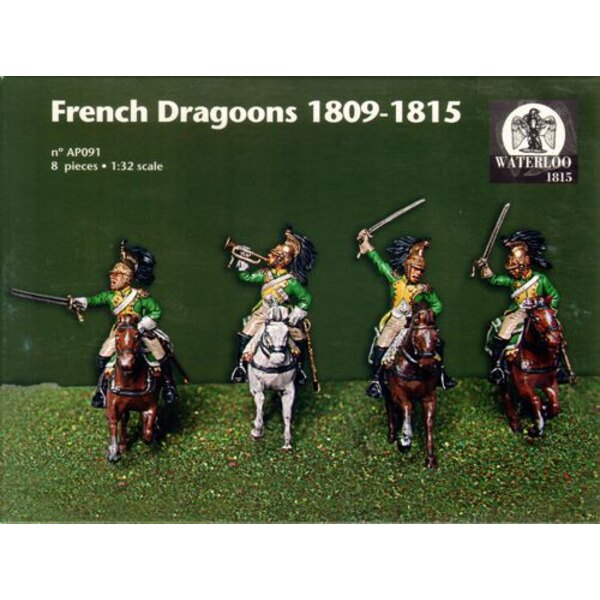 FRENCH DRAGOONS 1809-1815