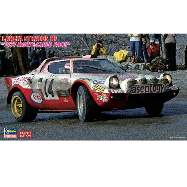 Lancia Stratos HF 1977