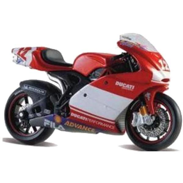 Moto Ducati Desmosedici12 1:18