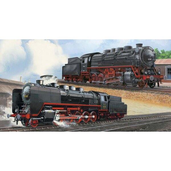 Steam Locomotive Br 43 A