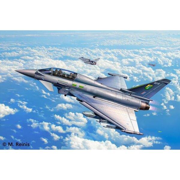 eurofighter typhoon twins