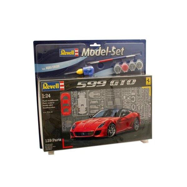 ferrari 599 gto model set
