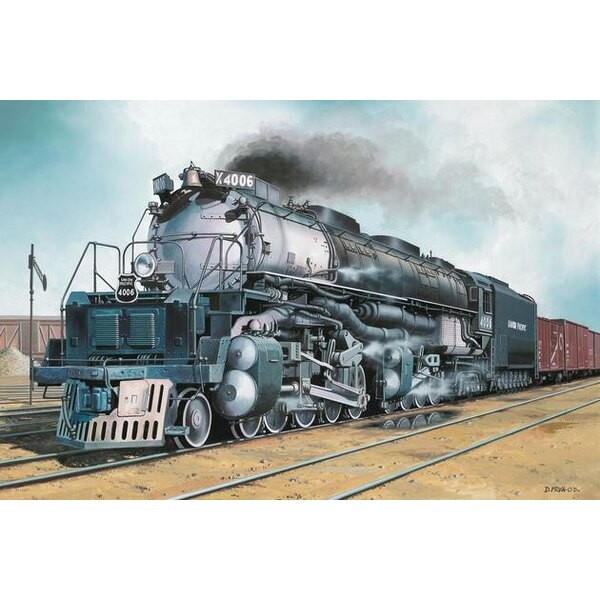 Locomotive Big Boy