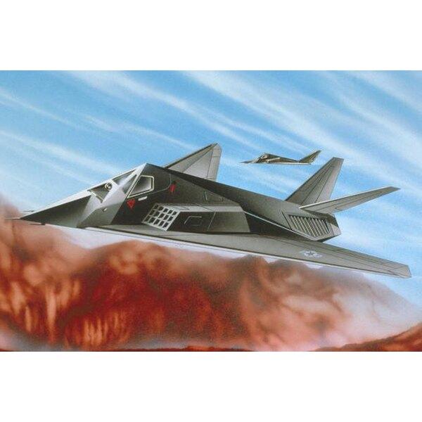 Lockheed F-117A chasseur furtif