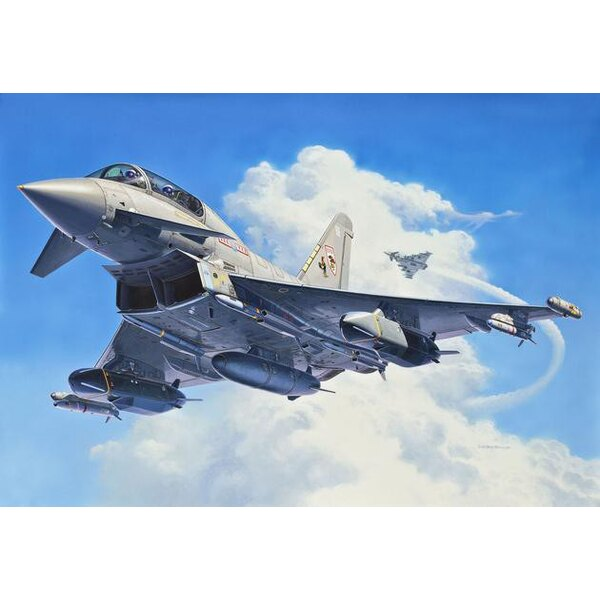 Eurofighter biplace