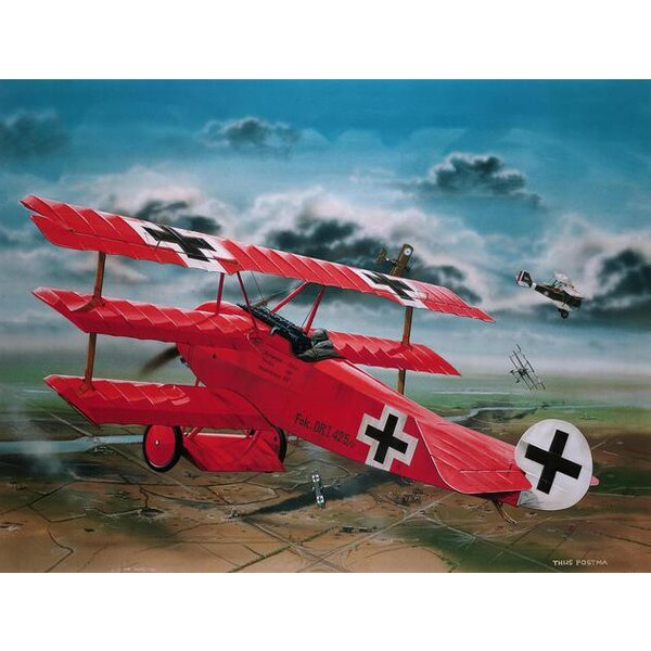 Fokker Dr I Triplan Richthofen