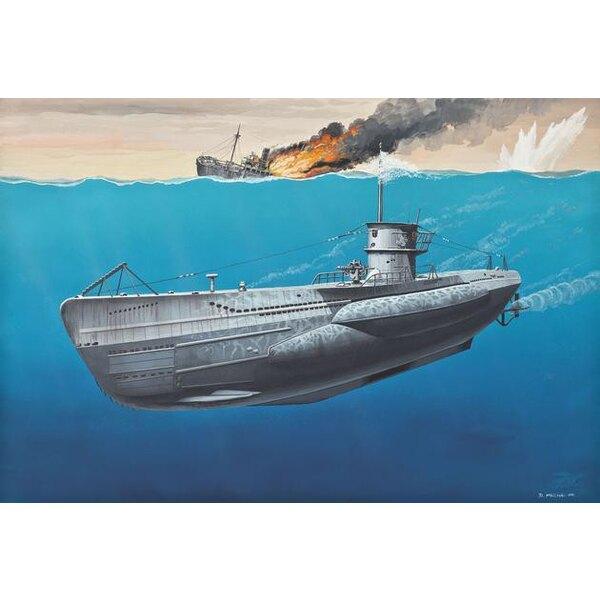 U-Boat Type VIIc Submarine (submarine)