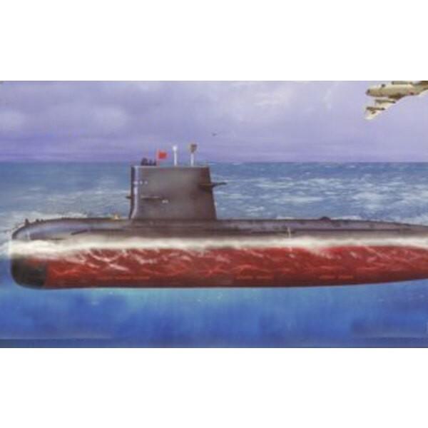 Chinese 039G Sung Class Attack Submarine