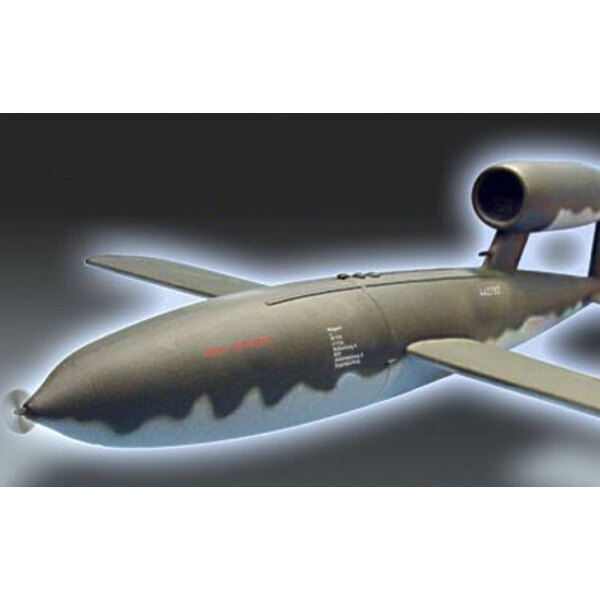 V-1 Flying Bomb (Pre Assembled/Pre Painted)