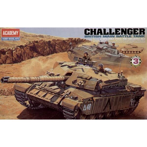 British Challenger. Main Battle Tank