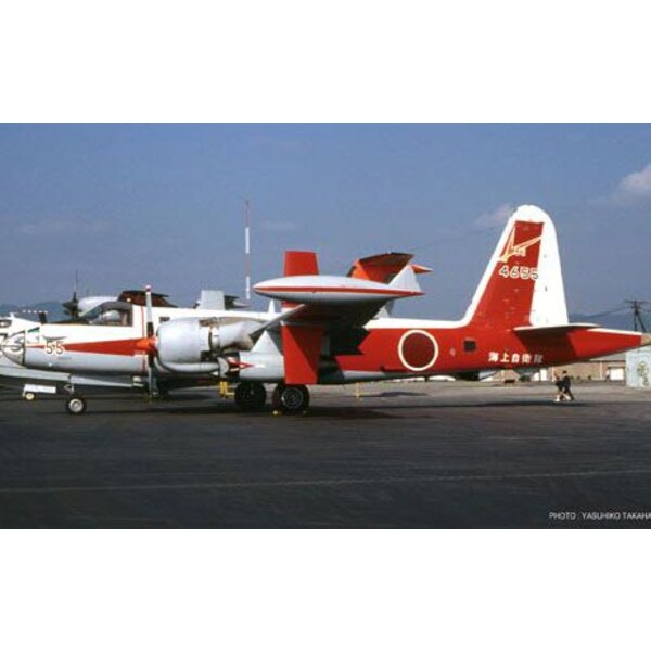 Lockheed P2V-7 Neptune 'VSA' JMSDF