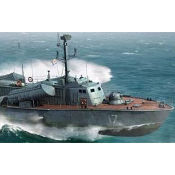 OSA II Russian Navy Missile Boat