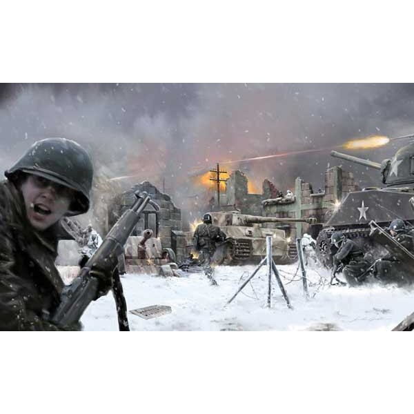 Battle of Bastogne