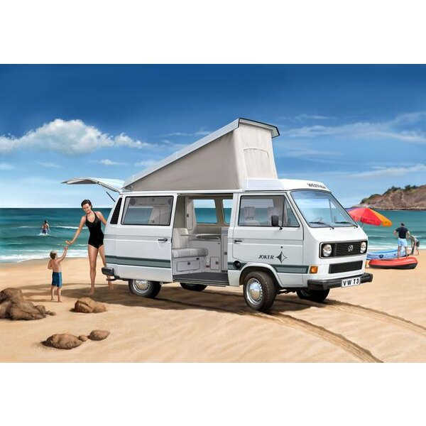 Model Set VW T3 Westfalia Joker