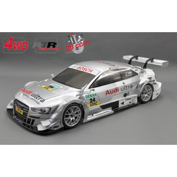 Chassis 530 4wd + RTR car.Audi RS5