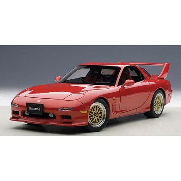 Mazda RX-7 Tuned Version