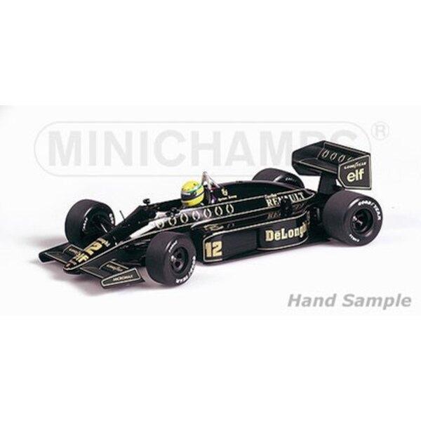 Lotus Renault 98T