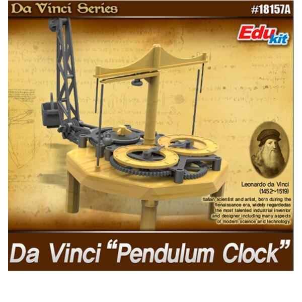 Pendulum Clock Da Vinci