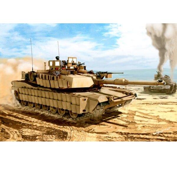 U.S. Army M1A2 TUSK II