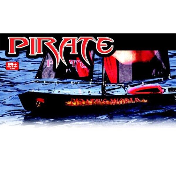 Pirate sailboat RG65 RTS