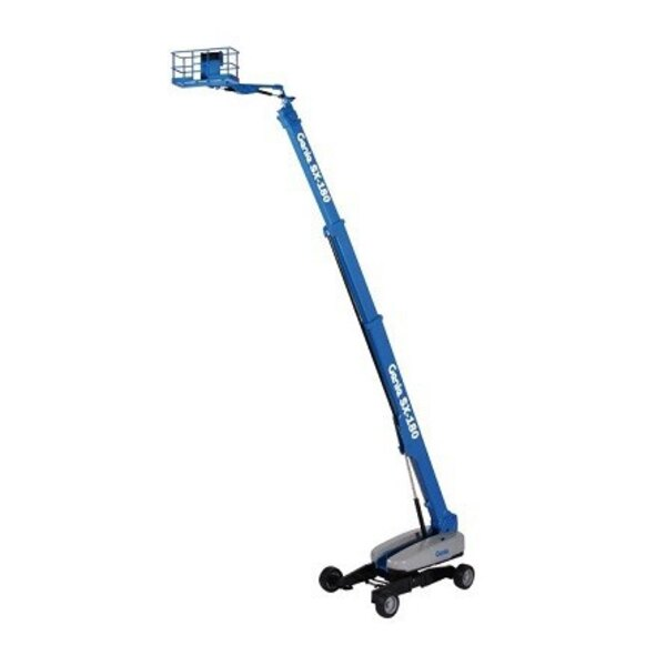 SX180 GENIE BOOM LIFT TELESCOPIQUE