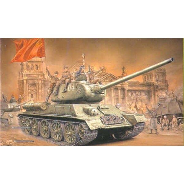Russian T-34 /85 model 1944