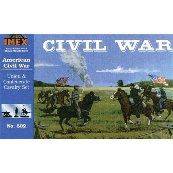Re-issue Union & Confederate Cavalry