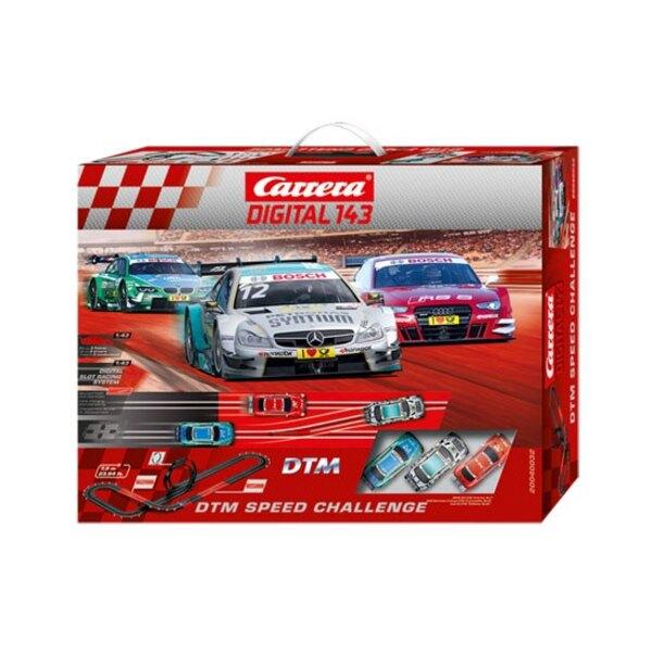 DTM Speed Challenge