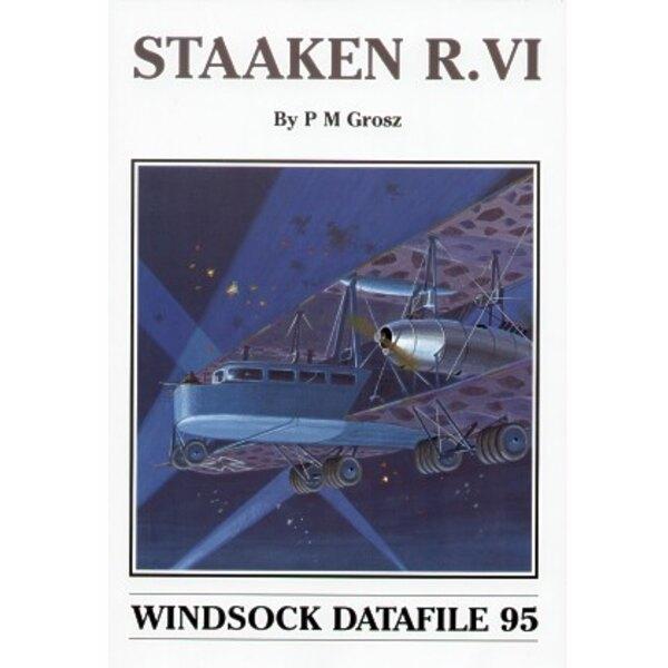 Staaken R.VI by PM Grosz (Windsock Datafiles)