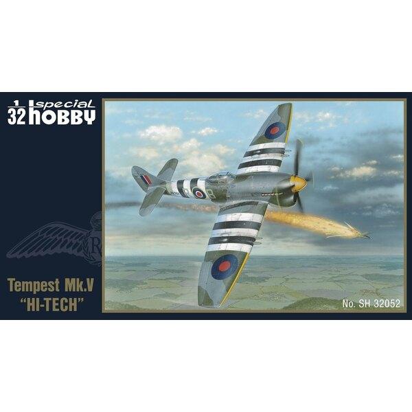 Hawker Tempest Mk.V Hi-tech