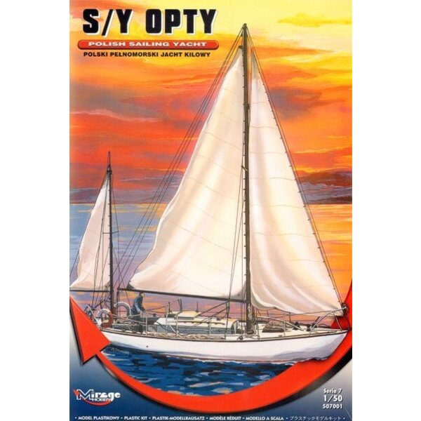 S/Y Opty Sailing Yacht