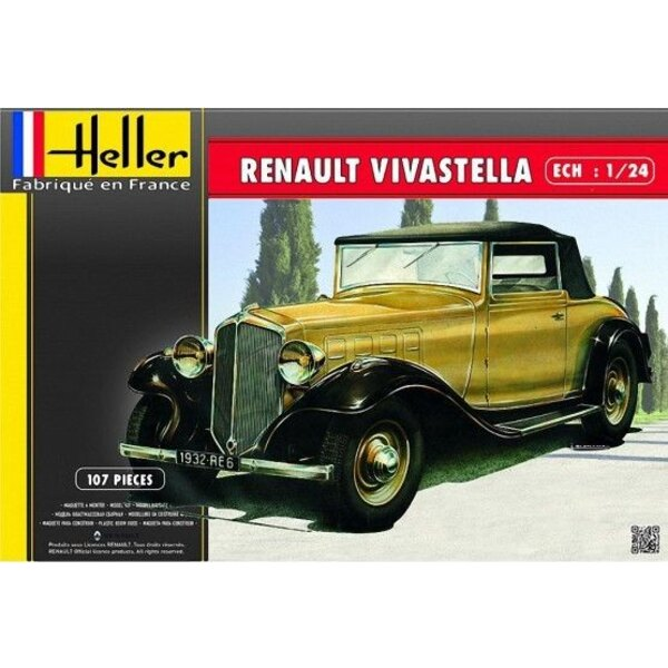Renault Vivastella