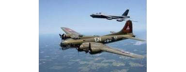 B-17 Flying Fortress model kit