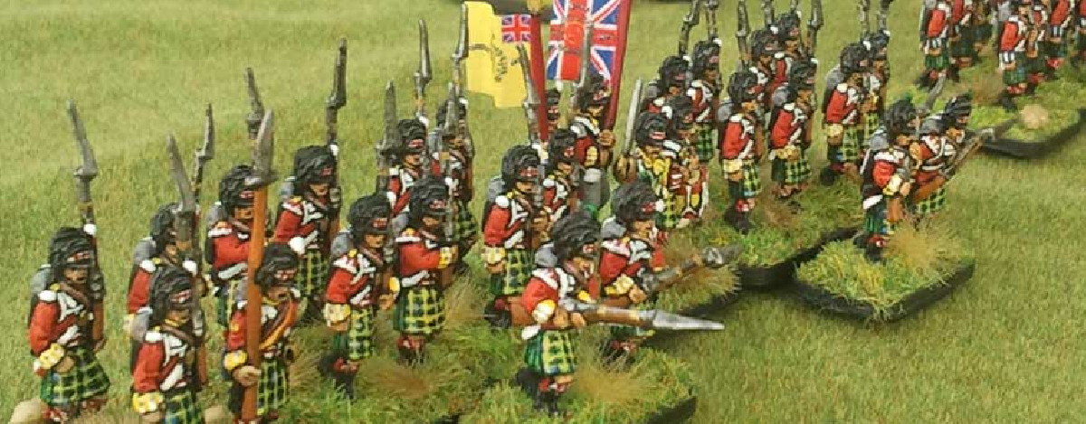 Figures and small scale soldiers
