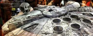 Sci-fi model kits