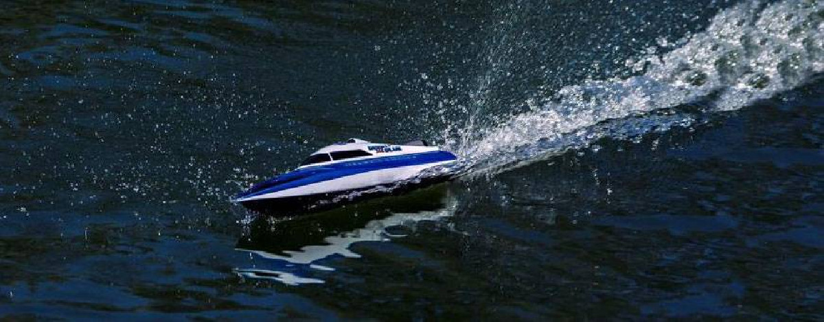 RC electric boat, rc boat: motorboat - radio control - All products of the category rc electric boat in the UK with 1001hobbie